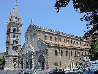 Roman Catholic Archdiocese of Messina-Lipari-Santa Lucia del Mela - Cathedral of the Assumption in Messina