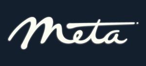 Meta (company) - Image: Meta new logo