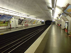 Charenton – Ecoles (Paris Metro)