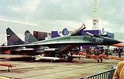 MiG-29M NTW 7 8 93