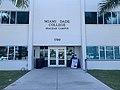 Miami Dade College Campus entrance .jpg