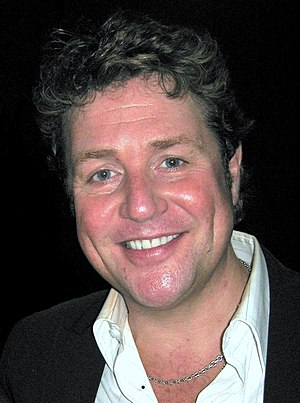 Michael Ball (singer) - Ball in October 2006