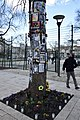 Michael Jackson Memorial Tree, Budapest, Hungary (Ank Kumar) 06.jpg