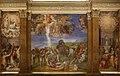 Michelangelo, conversione di saulo, 1542-45, 01.jpg