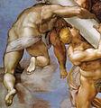 Michelangelo, giudizio universale, dettagli 17.jpg