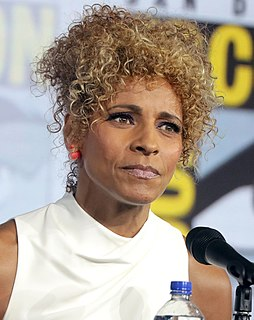 Michelle Hurd American actress