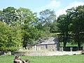 Migvie Kirk and graveyard. - geograph.org.uk - 445278.jpg