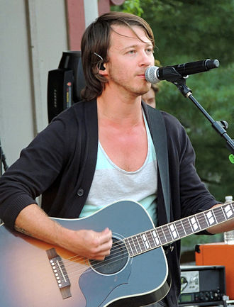 Tenth Avenue North - Mike Donehey performing live