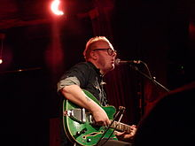 Mike Doughty at the City Winery in NYC, Nov 24th, 2012.JPG