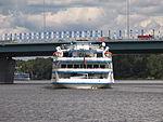 Mikhail Bulgakov on Khimki Reservoir 23-jul-2012 09.JPG