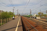 Mikhnevo rail station 01.jpg