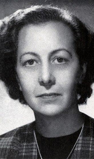Miranda Campa - Campa in Cineguida magazine, 1953