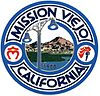 Official seal of Mission Viejo, California