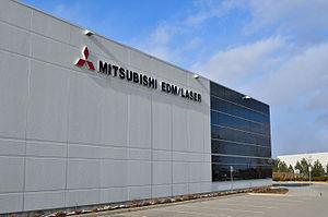 Mitsubishi - Mitsubishi EDM/Laser office in North America.