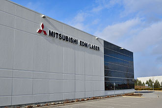 Mitsubishi - Mitsubishi EDM/Laser office in North America.