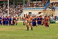 Mongolskie zapasy na stadionie w Ułan Bator 12.JPG