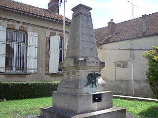 Chenoise-Cucharmoy Commune in Île-de-France, France