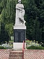 Monument of the heroes of the First World War in Szólád.jpg