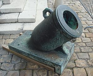 Year XI system - Mortar of 324 mm. Strasbourg, 1811.