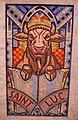 Mosaïque de l'église Saint-Gérand (Le Palais) par les ateliers Mauméjean - Saint Luc.jpg
