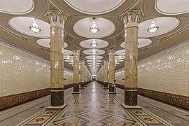 Moscow KievskayaFL metro station asv2018-08.jpg