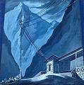 Moscow Pushkin Theater 1955 Kelbakiani – Young Teacher (1).jpg