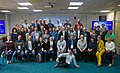 Moscow Wiki-Conference 2019 - group photo 2.jpg