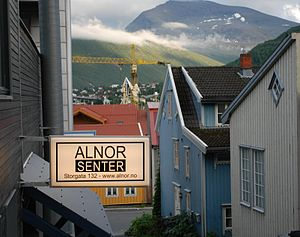 Religion in Norway - The world's northernmost mosque, in Tromsø