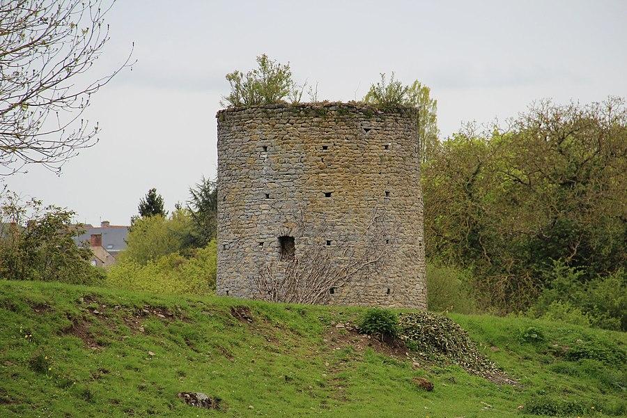 Moulin à Vent au lieu-dit la Boissière