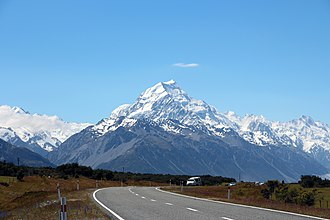 Tourism New Zealand - Mount Cook