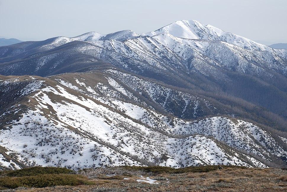 Mount Feathertop and Razorback