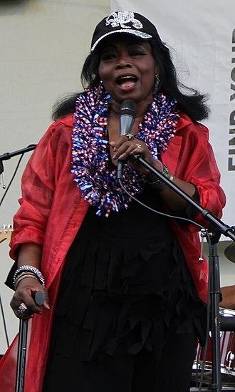 Ruby Wilson - Wilson performs in 2016