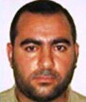 Abu Bakr al-Baghdadi - Mugshot of al-Baghdadi