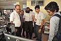 Muhammad Muhiuddin Khan Experiencing Virtual Reality - NMST Delegates Visit NCSM - Kolkata 2017-06-19 2186.JPG