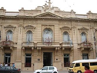 Mercedes, Buenos Aires - Image: Municipalidad de Mercedes