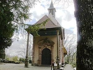 Chapelle de Notre-Dame de Lorette, Murbach Abbey