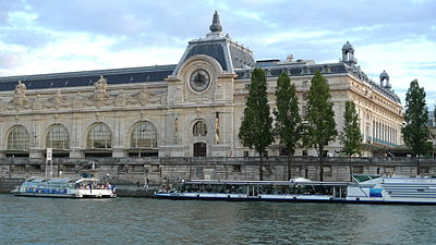 Musée d'Orsay, Paris 3 August 2009.jpg