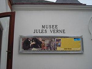 English: Musée Jules Verne (Jules Verne Musuem...