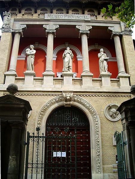 Archivo:Museo Provincial (Zaragoza).jpg
