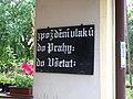 Nádraží Praha-Satalice, tabule zpoždění.jpg