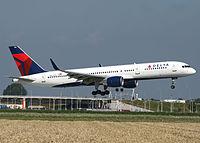 N702TW - B752 - Delta Air Lines