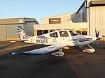 N821CC Cirrus SR22-G2 (Private Owner) (46336861365).jpg