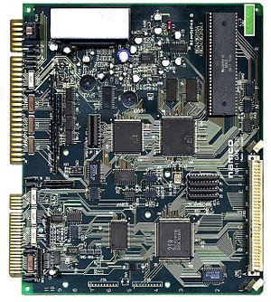 Namco NA-1 - NAMCO NA-1 GAME PCB
