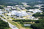 NASA Goddard Space Flight Center Aerial view 2010 facing south.jpg
