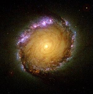 NGC 1512 - Image: NGC 1512
