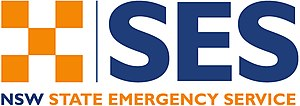New South Wales State Emergency Service - Image: NSW SES Logo
