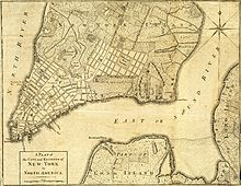 Great Fire of New York (1776)   Wikipedia