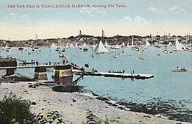 Flotte de New York à Marblehead Harbour.jpg