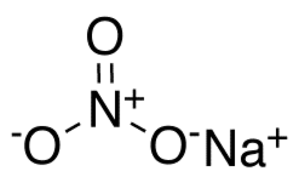 Sodium nitrate - Image: Na Nitrate