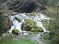 Nacimiento del río Cuervo (born of the river Cuervo) - Cuenca - Spain - panoramio.jpg